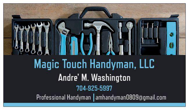 Magic Touch Handyman