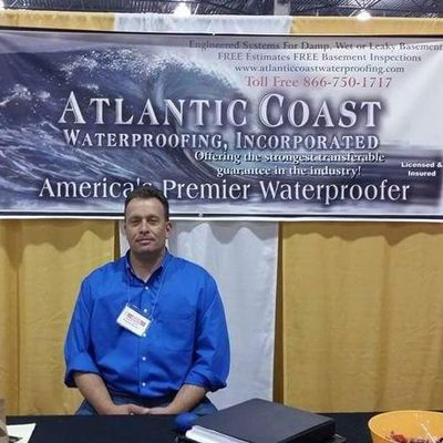 Avatar for Atlantic Coast Waterproofing, INC Fenton, MI Thumbtack