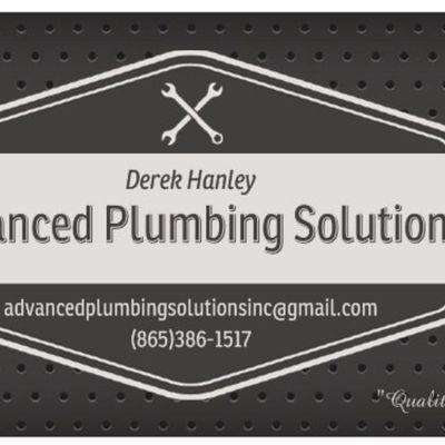 Avatar for Advanced Plumbing Solutions Sevierville, TN Thumbtack