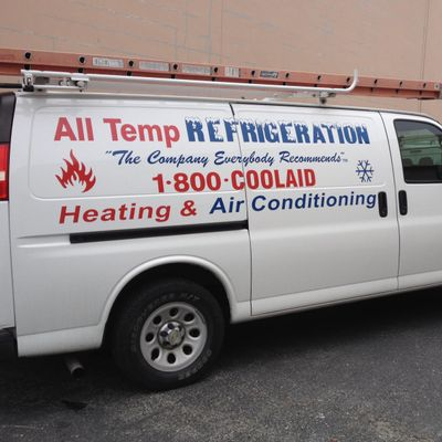 Avatar for All Temp Refrigeration A/C and Heating Santee, CA Thumbtack