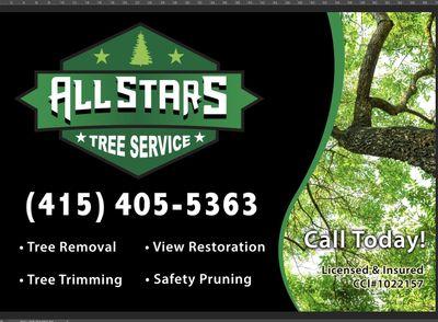 Avatar for All Stars Tree Service San Rafael, CA Thumbtack