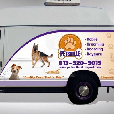 Avatar for Petsville of Citrus Park and Mobile Grooming