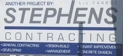 Avatar for Stephens Contracting San Marcos, CA Thumbtack