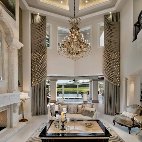 Great Room Designed for Campton Hills