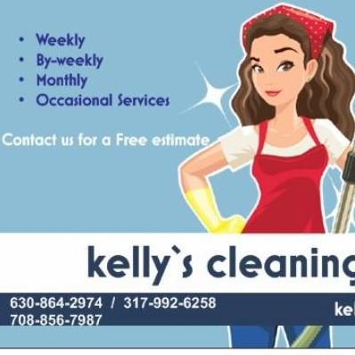 KELLY`S CLEANING SERVICES