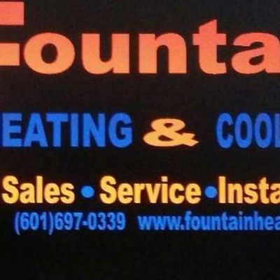 Avatar for Fountain Heating and Cooling Services LLC Meridian, MS Thumbtack