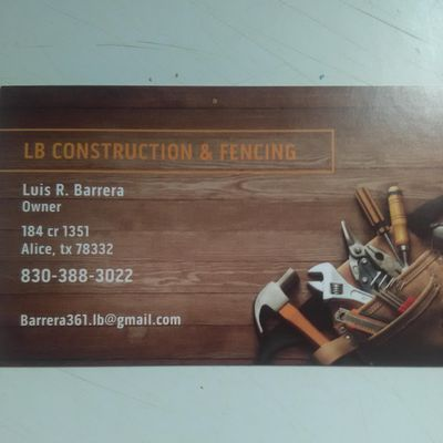 Avatar for LB Construction & Fencing