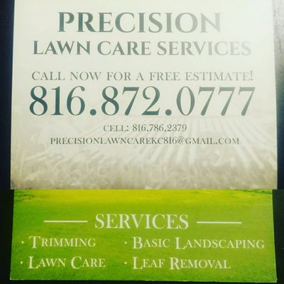 Avatar for Precision Lawn Care Services, LLC