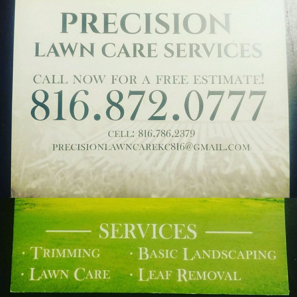 Precision Lawn Care Services, LLC