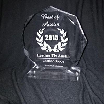 Avatar for Leatherfix Austin Austin, TX Thumbtack