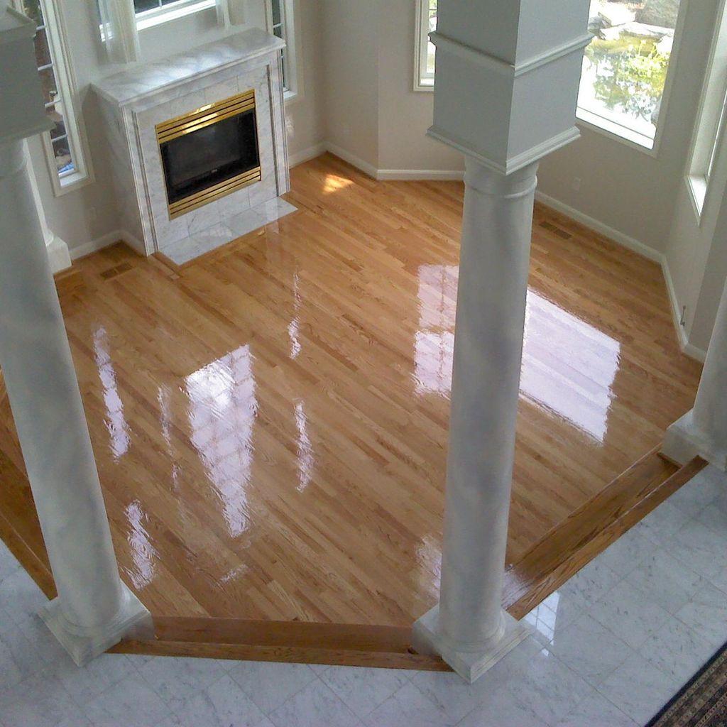 All Green Hardwood Floors llc