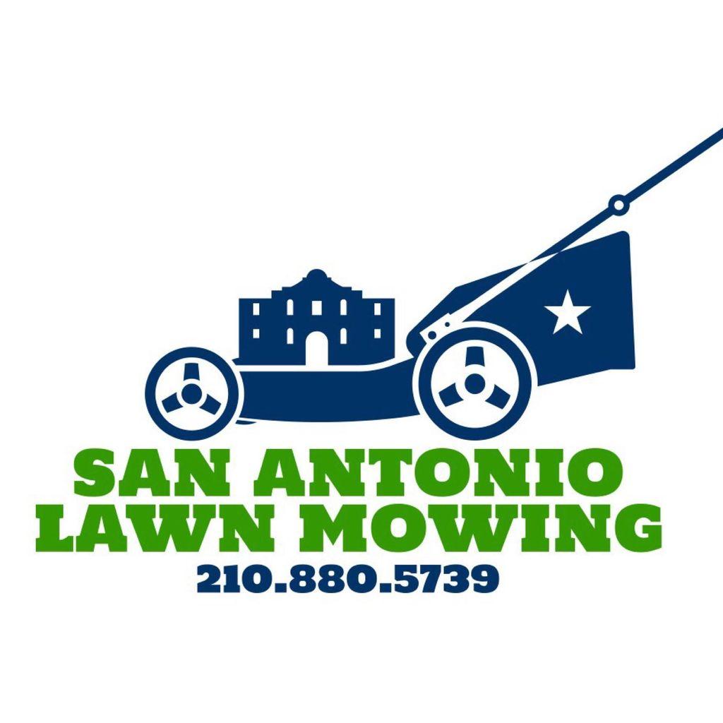 San Antonio Lawn Mowing