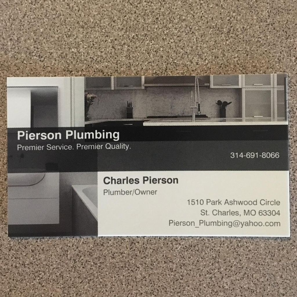 Pierson Plumbing Sewer & Drain