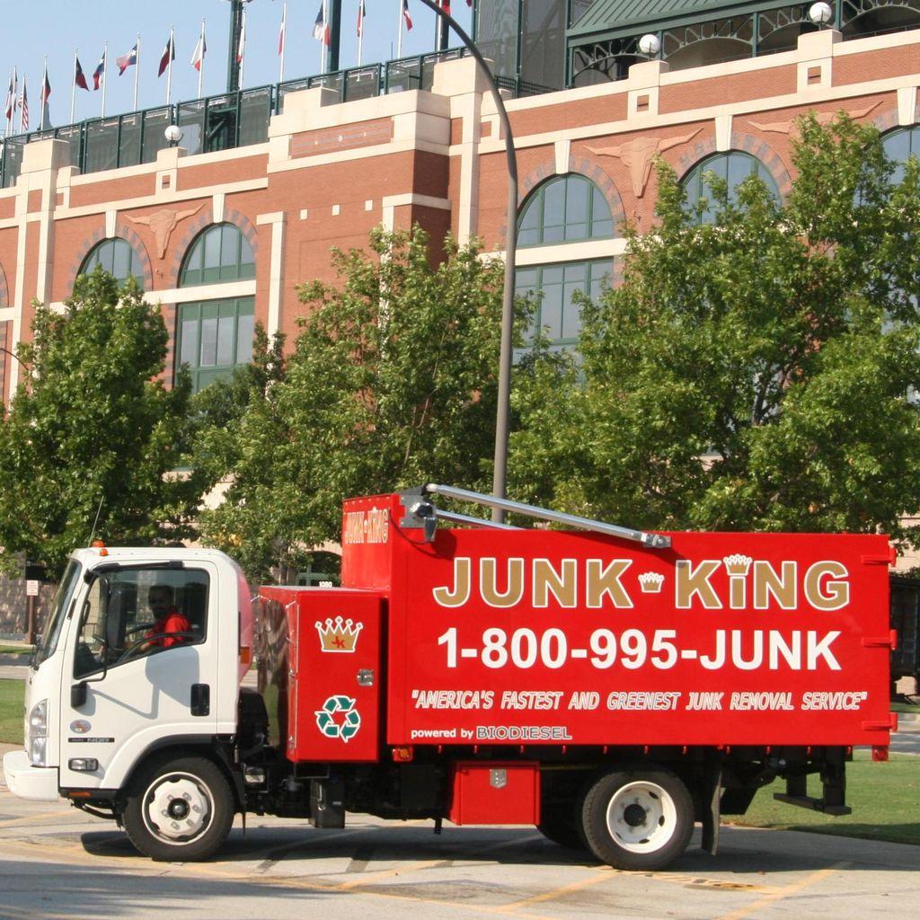Junk King Dallas
