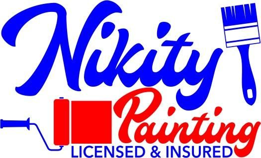 Nikity painting
