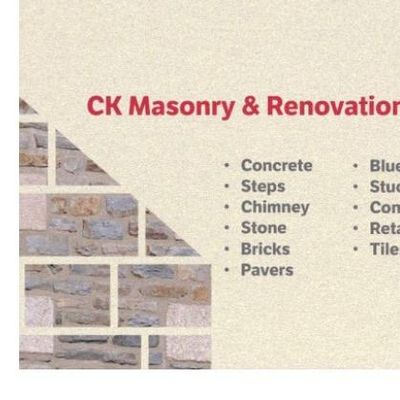 Avatar for CK Masonry & Renovation LLC