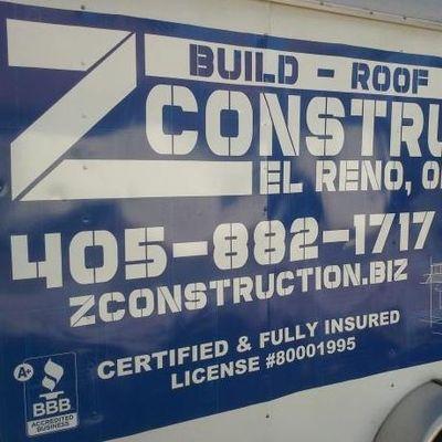Avatar for Z Construction El Reno, OK Thumbtack
