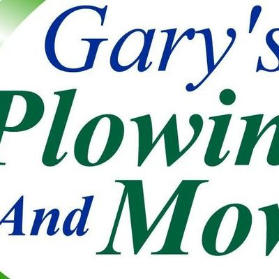 Avatar for Garys Plowing and Mowing