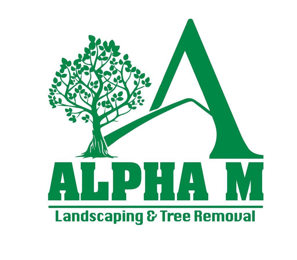 Alpha M Landscaping LLC