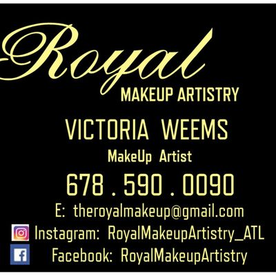 Avatar for ROYAL MAKEUP ARTISTRY