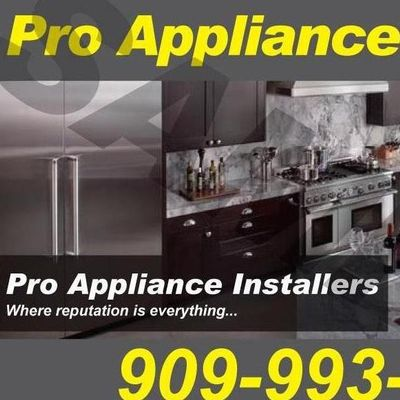 Avatar for Pro Appliance Installers