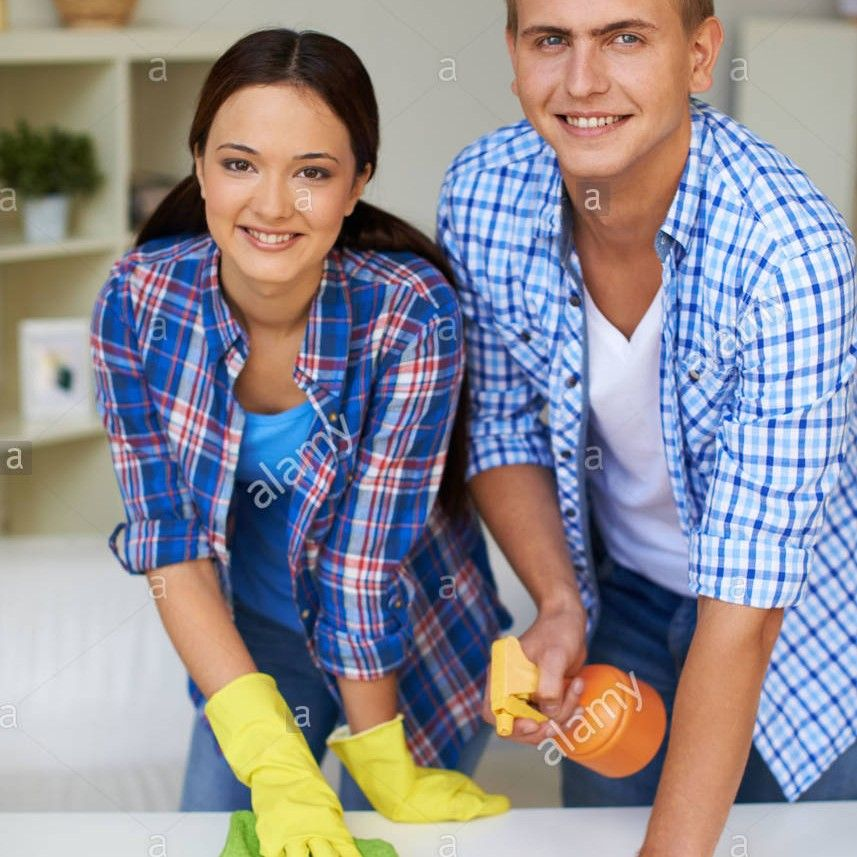 Mr. & Mrs. cleaning service