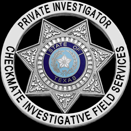 Avatar for Checkmate Investigative Field Services Spring, TX Thumbtack