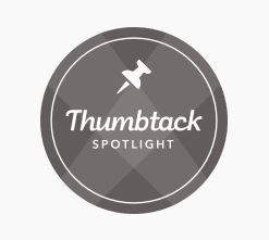 Thumbtack Spotlight Award!!