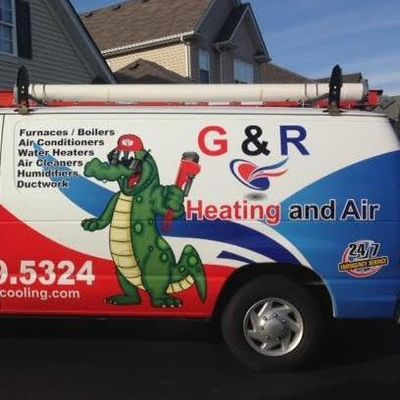 G R Heating And Air Elgin Il