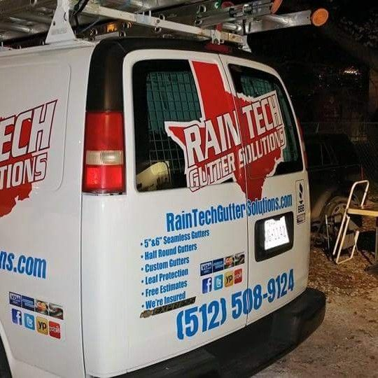 Rain Tech Gutter Solutions