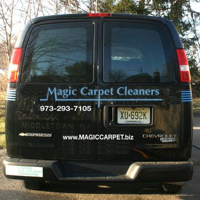 Avatar for Magic Carpet Cleaners