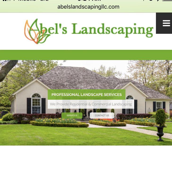 Abel's landscaping