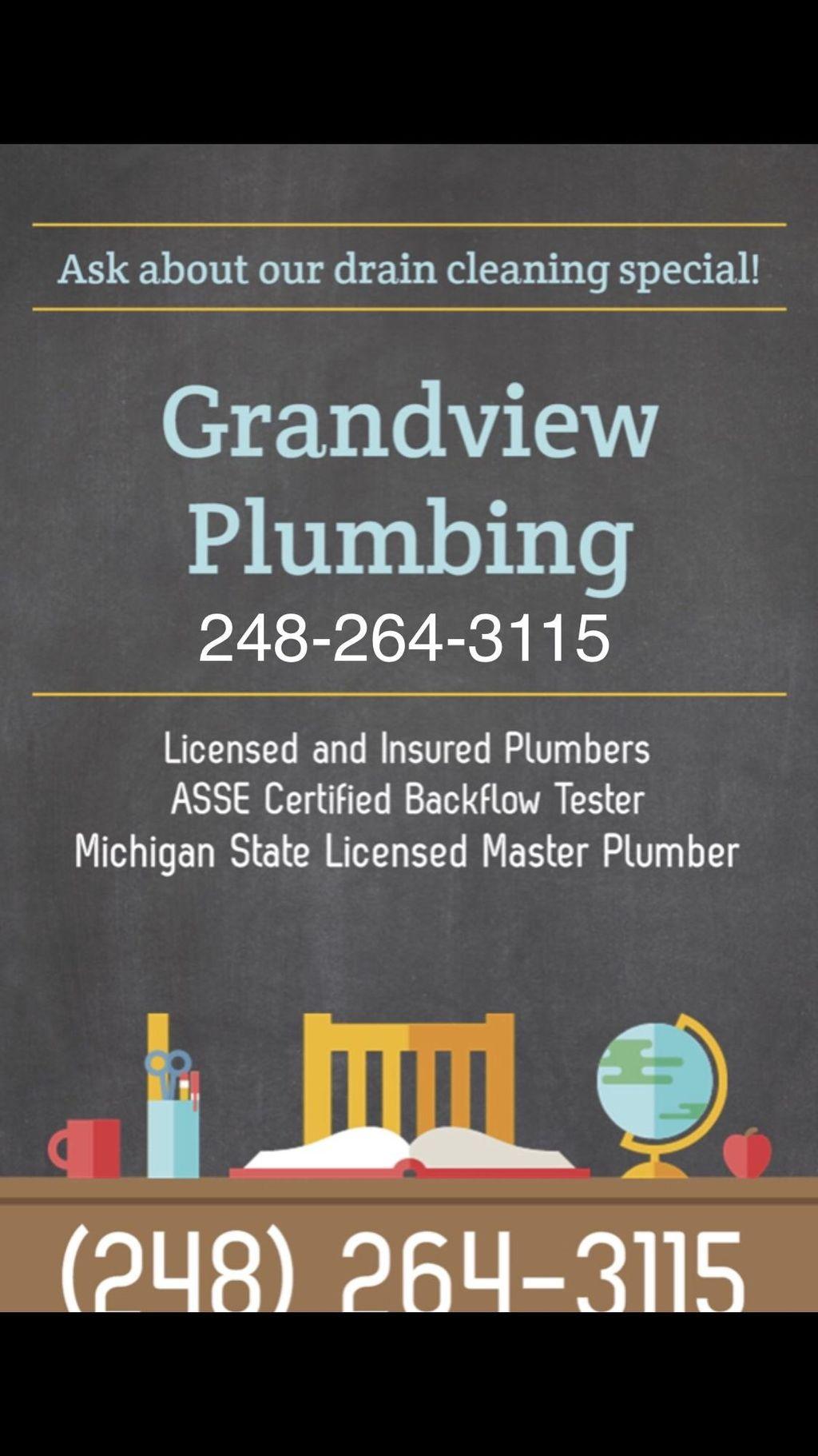 Grandview Plumbing