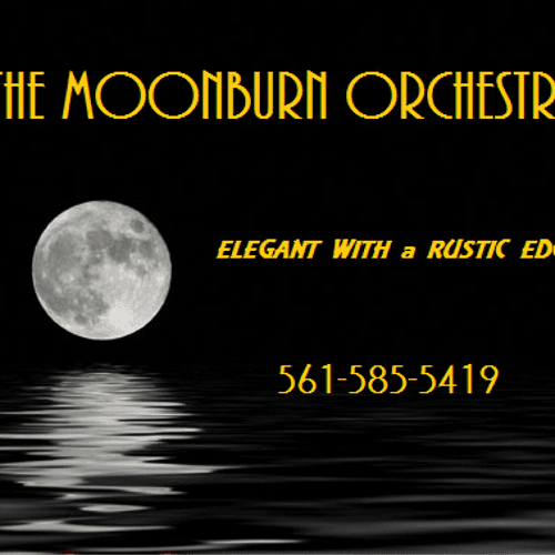 The Moonburn Orchestra poster