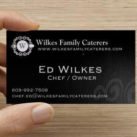 Wilkes Family Caterers