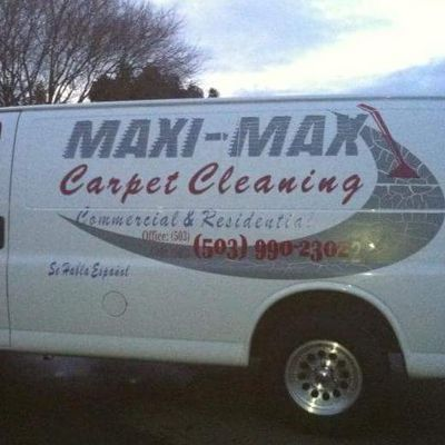 Avatar for Maxi-Max Carpet Cleaning