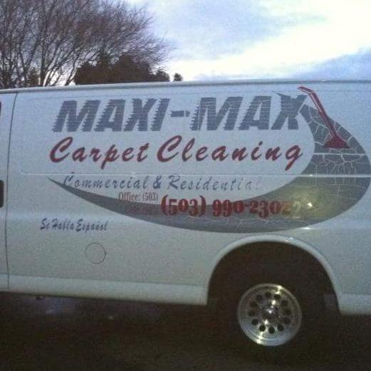 Maxi-Max Carpet Cleaning