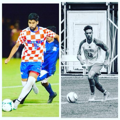Meet the coaches- Marc Anthone (left). A 4 year NCAA D1 student - athlete at Houston Baptist University with 1 year of PDL experience under Brazos Valley. ~ Ismaiel Alkayali (right) - currently signed under FIFA AJF agency with 4 years of NCAA D1 experience at Houston Baptist and 3 years of PDL experience. Our goal is to educate and lead players in the right direction for Soccer in a physical, skillful, and mental way to push and exceed their limits