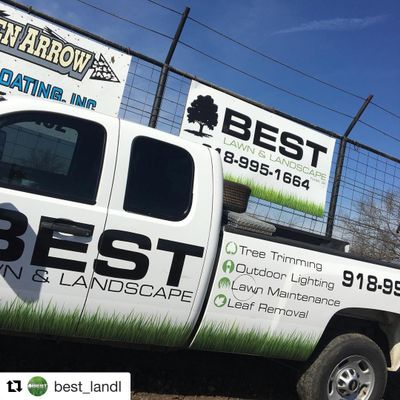 Avatar for Best Lawn & Landscape Broken Arrow, OK Thumbtack