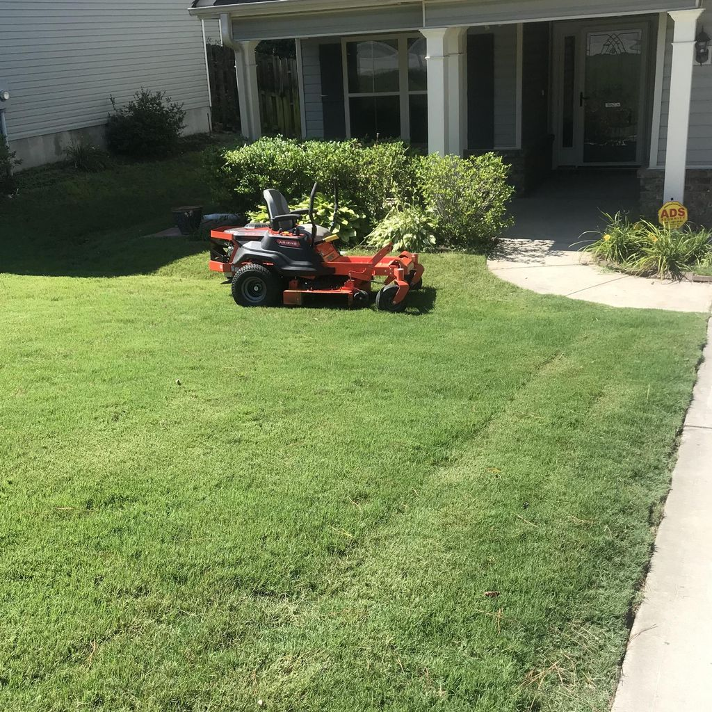J and W Mowing