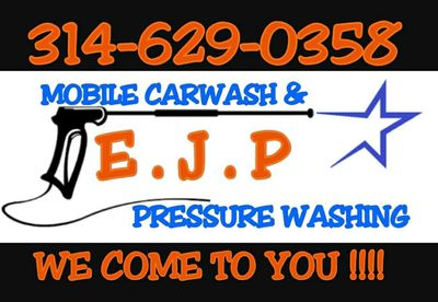 Avatar for E.J.P Pressure Washing Services LLC