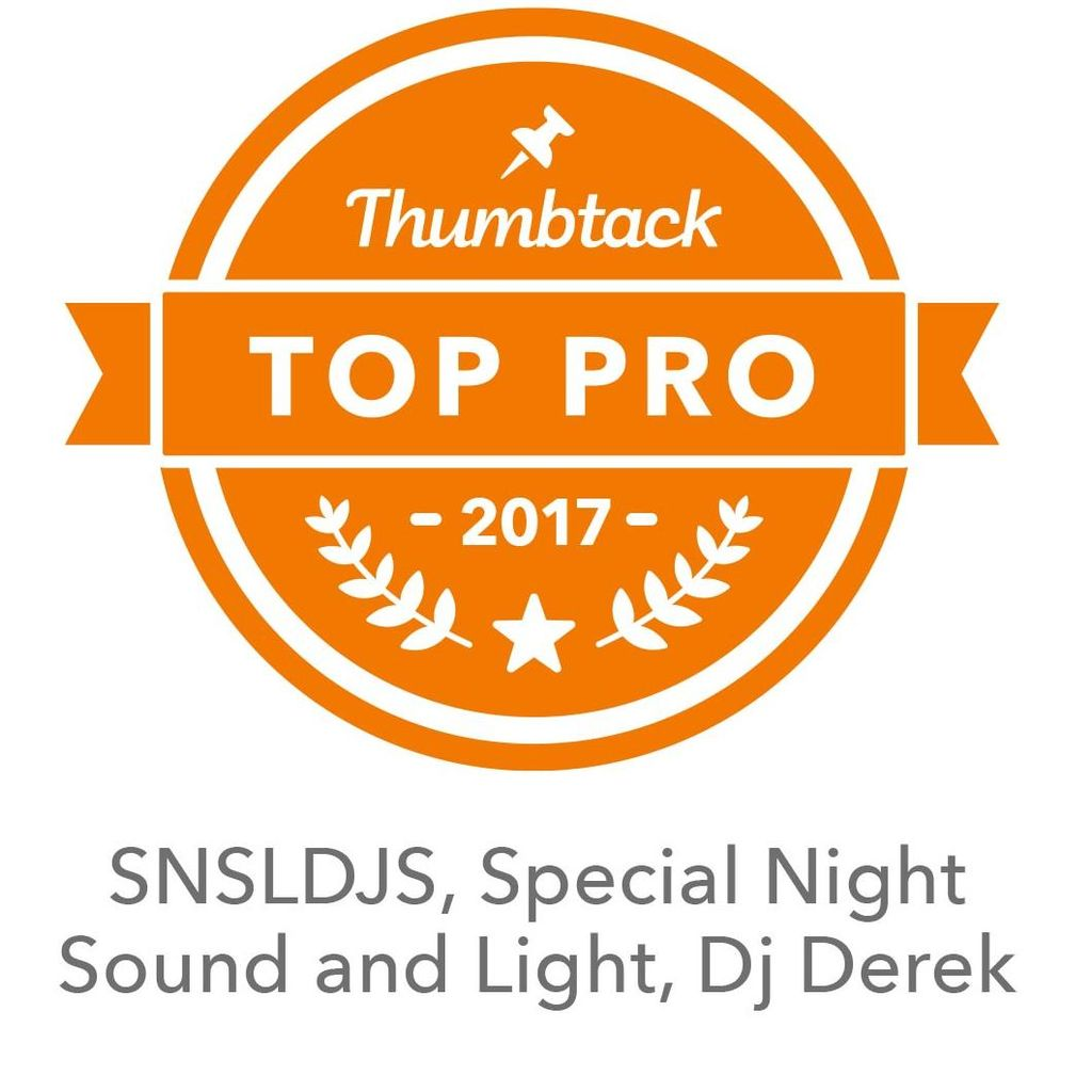 SNSLDJS, Special Night Sound and Light, Dj Derek