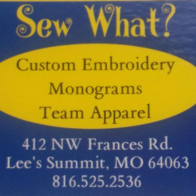 Avatar for Sew What? LLC Lees Summit, MO Thumbtack
