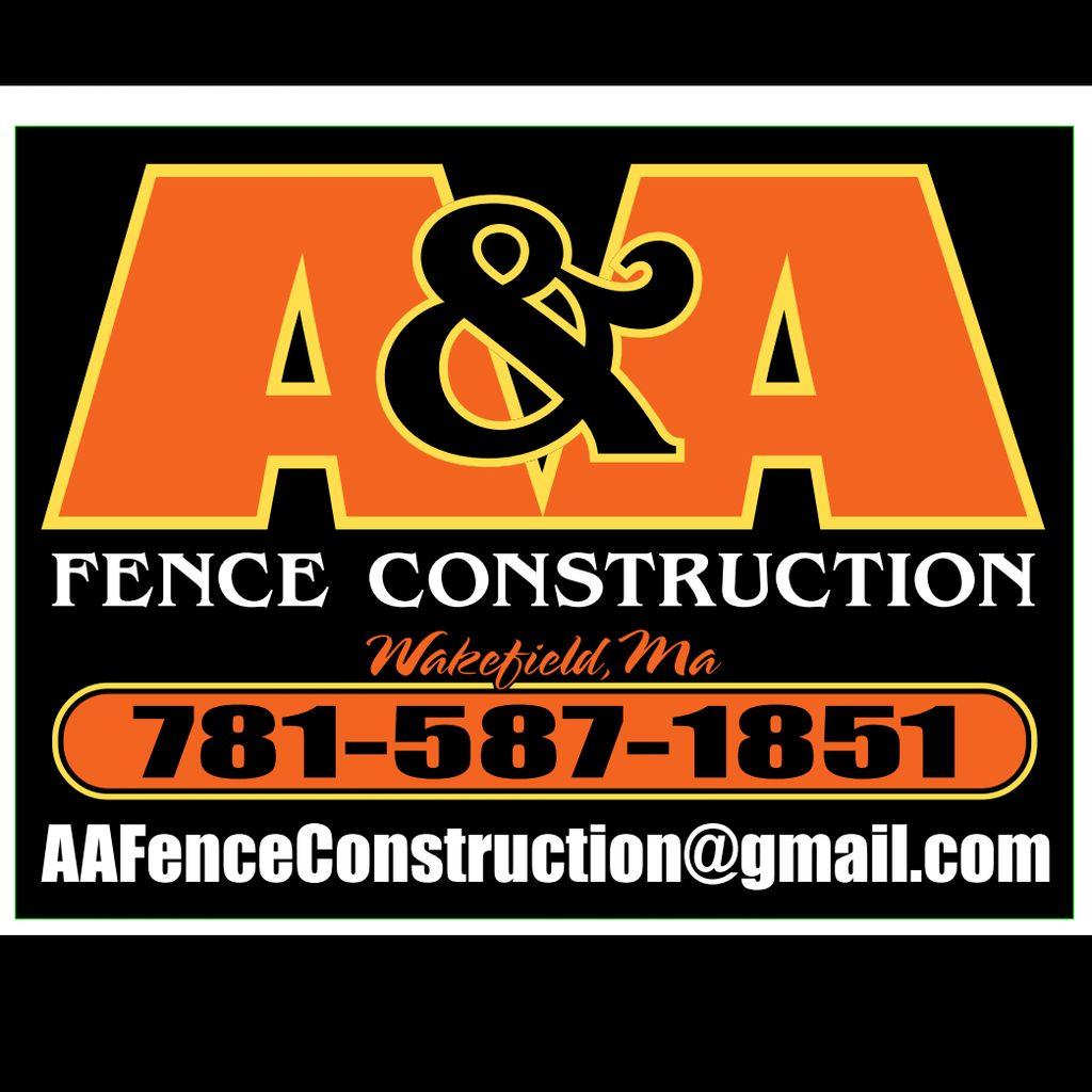 A&A Fence Construction