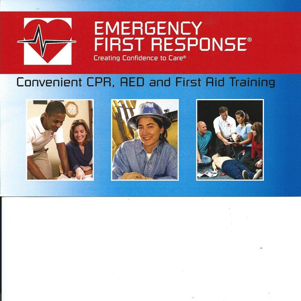 EFR, CPR Training