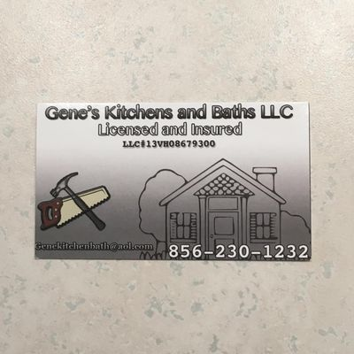 Avatar for Gene kitchens and baths Clayton, NJ Thumbtack