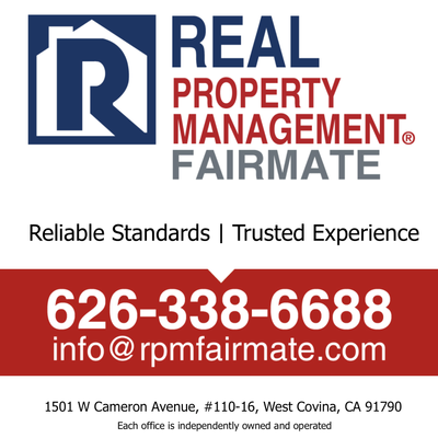 Avatar for Real Property Management Fairmate