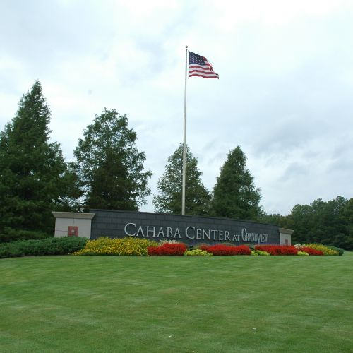 Local business treated by MightyGreen. The Cahaba Center
