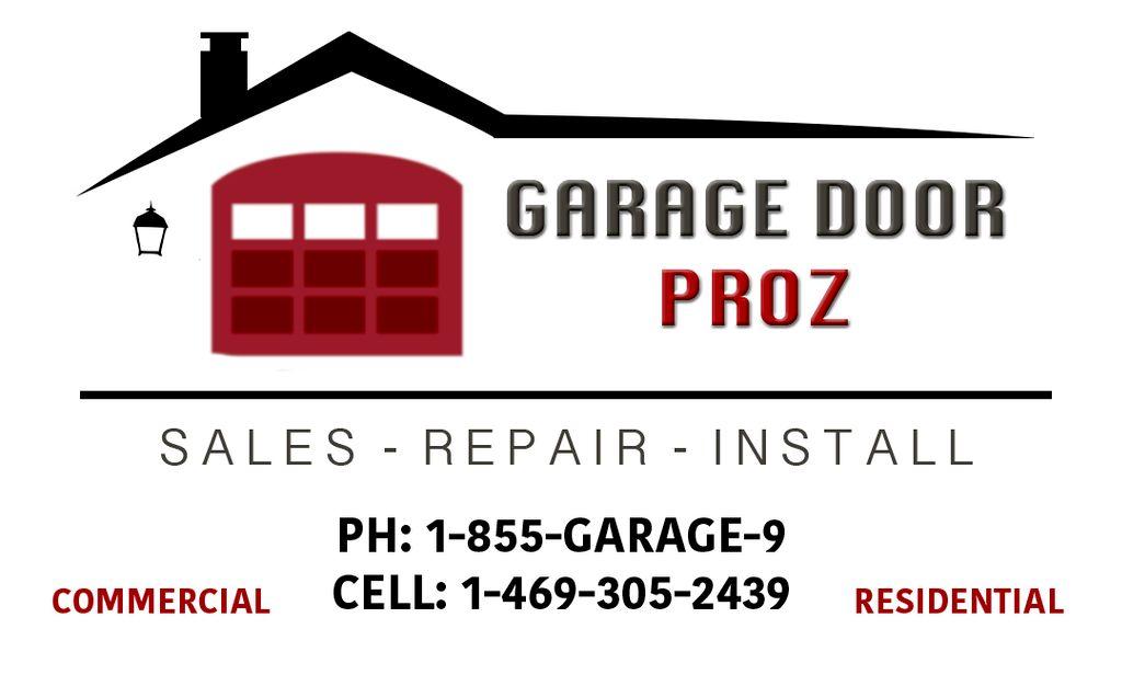 Garage Door Proz