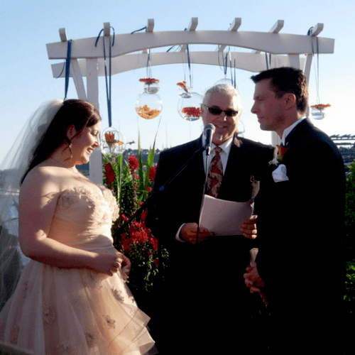 Chas August: Wedding Officiant